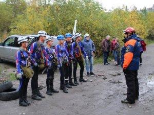Соревнования «Юный пожарный», «Юный спасатель», «Юный водник»