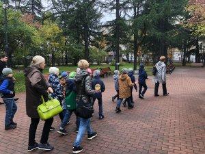 Экологические экскурсии 14, 21, 22 сентября по маршруту «Первый сквер в городе Мурманске» (ул. Ленинградская)