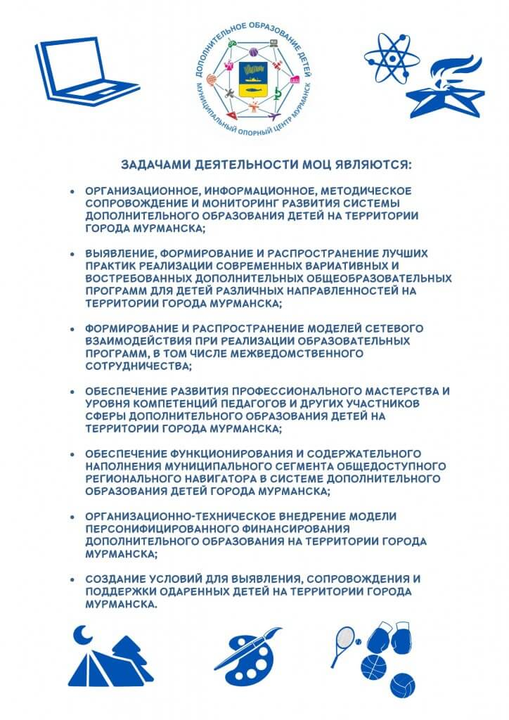 Муниципальный опорный центр г. Мурманска